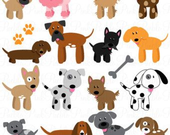 Dog Clipart 2 Puppy Clipart Cute Dogs Clip Art Puppy Clipart Dog
