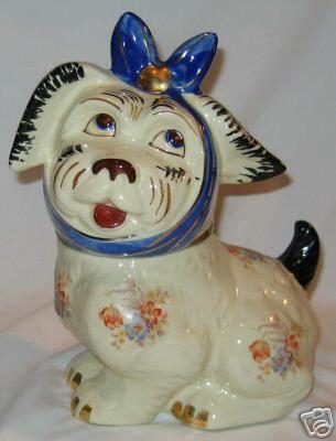 Shawnee Pottery Jars: Muggsy