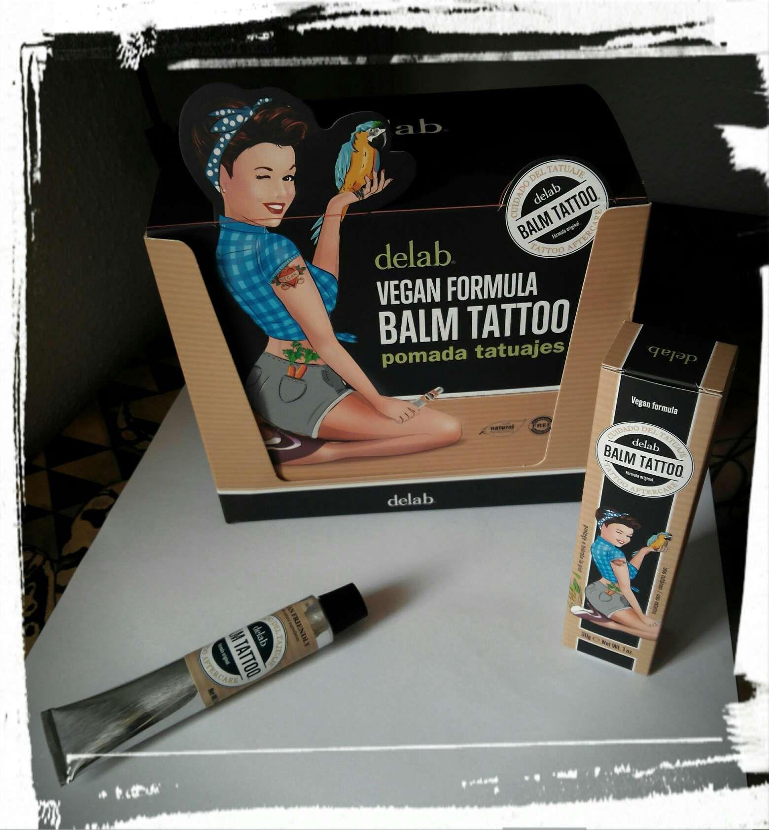 Crema Para Curar Tatuajes Con Componentes Naturales 100 Vegana Y No