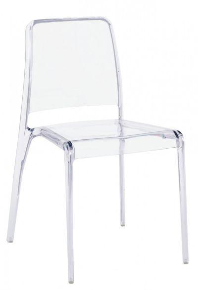 Xena Chaise Transparent Mobilier De Salon Lit Design Chaise Transparente