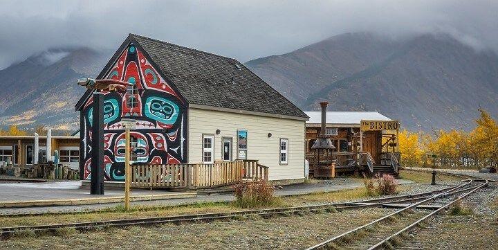 Alaska Highway, British Columbia, Canada