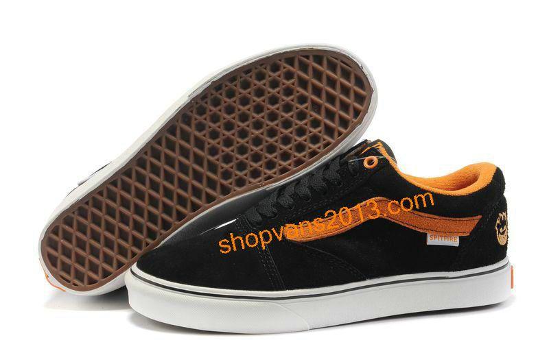 78eefb1e4355ae Vans Skate Tony Trujillo TNT 5 Black Orange