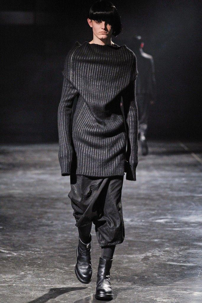 Julius Men's RTW Fall 2014 - Slideshow - Runway, Fashion Week, Fashion Shows, Reviews and Fashion Images - WWD.com