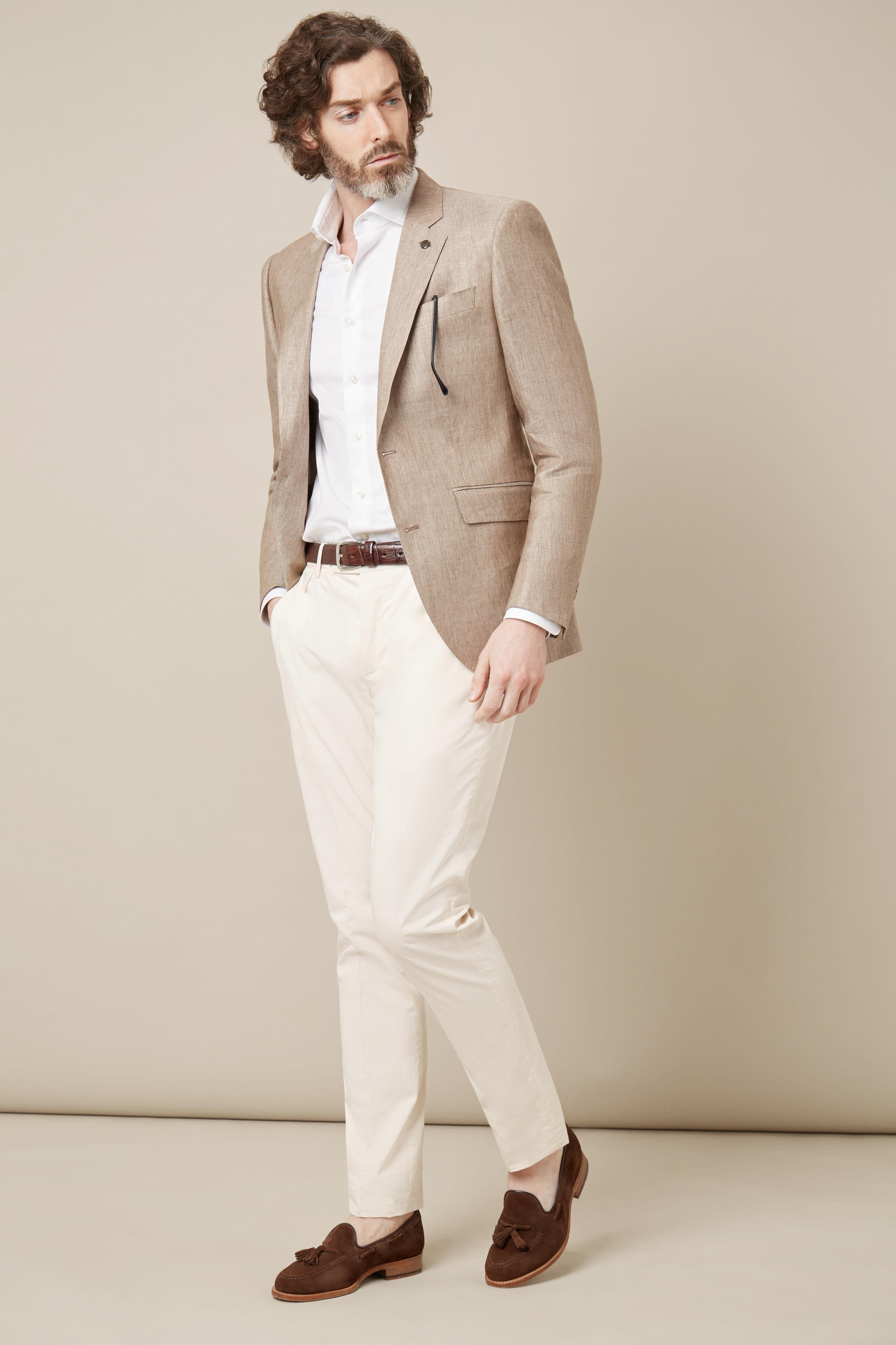 Mayfair Veste En Tissage Clothing Lin Blazers Hackett Chevrons 5vFqFHzc