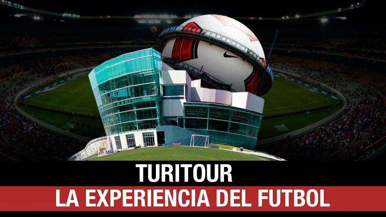 Turitour: La experiencia del futbol (Sólo para Tuzos)