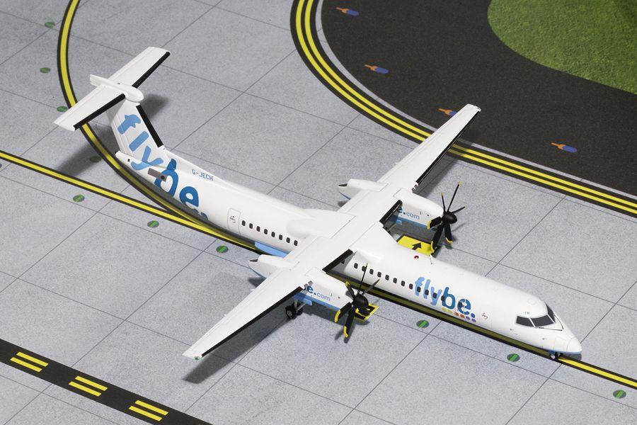 Gemini 200 Flybe Bombardier Dash 8-Q400 G-JECH 1:200 G2BEE053