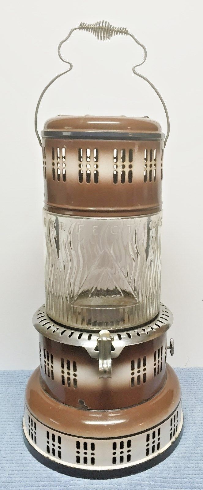 Antiques Gifts Vintage Antique Perfection Glass Globe Kerosene