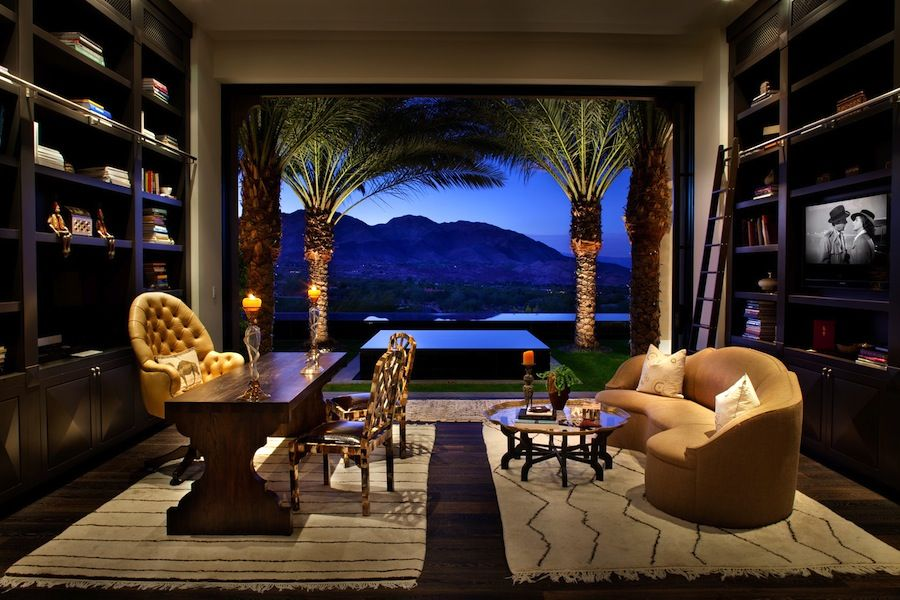 Casbah Cove Palm Desert Ca Home Office Design Pinterest