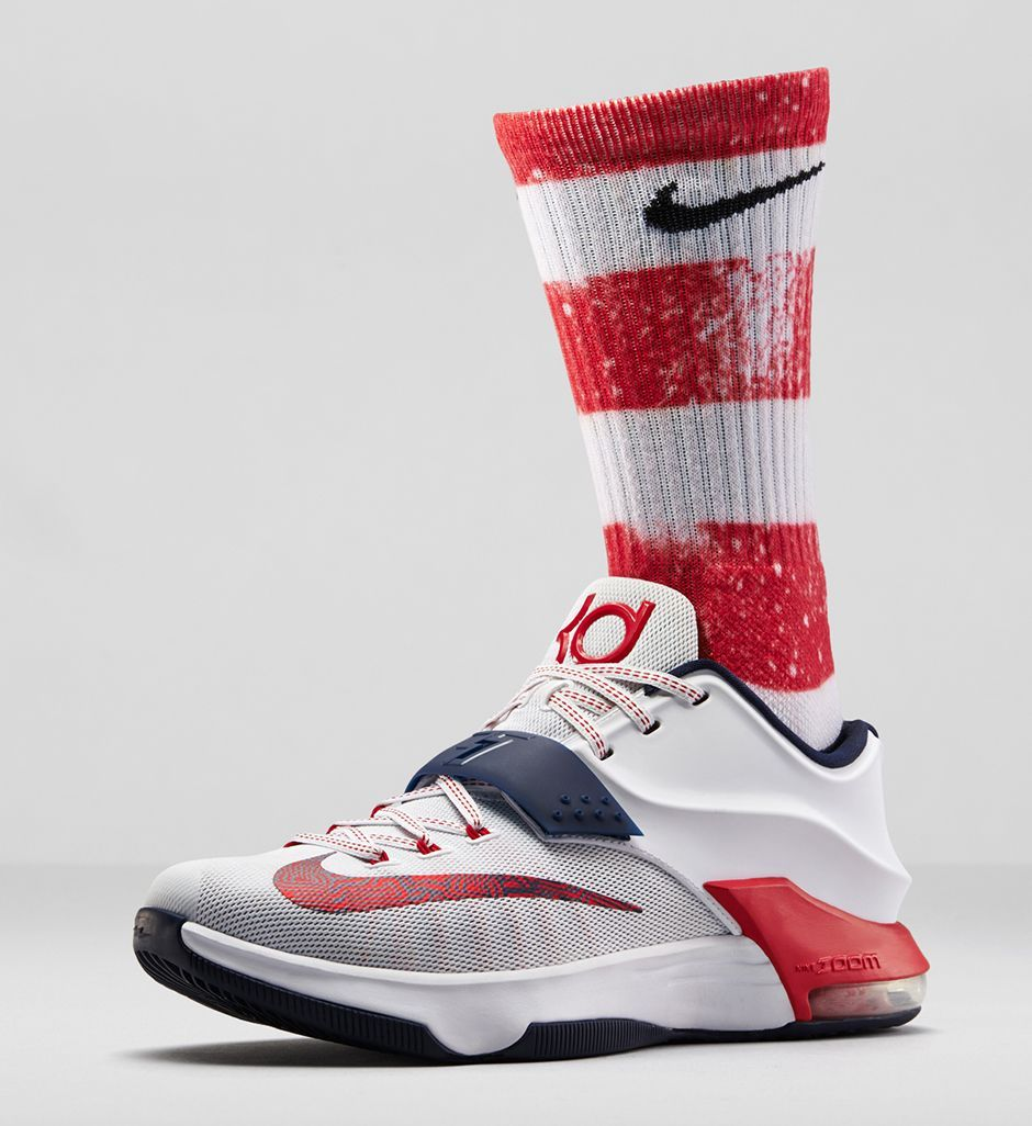 various colors d178d fdf06 order nike kd vii 7 4th of july independence day 653996 146 5 deffb d9450   uk nike digital ink july 4 kd7 9da7d 35d30