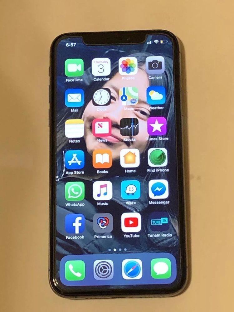 Iphone Xs 64gb Black Unlocked Used Very Great Iphone Xs Iphonexs Iphone Apple Store 64gb
