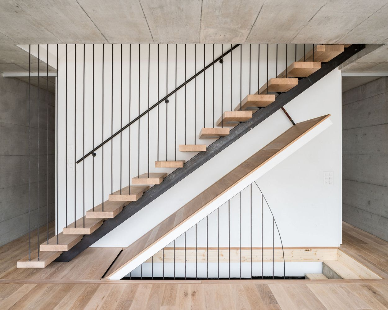 Gallery of House 42 / HILDEBRAND - 2   Home stairs design ...