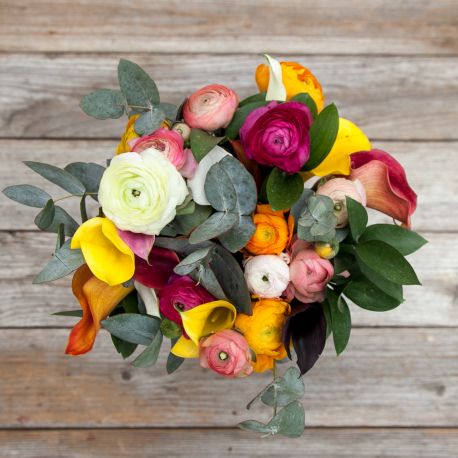 The Bouqs Free Bouquet