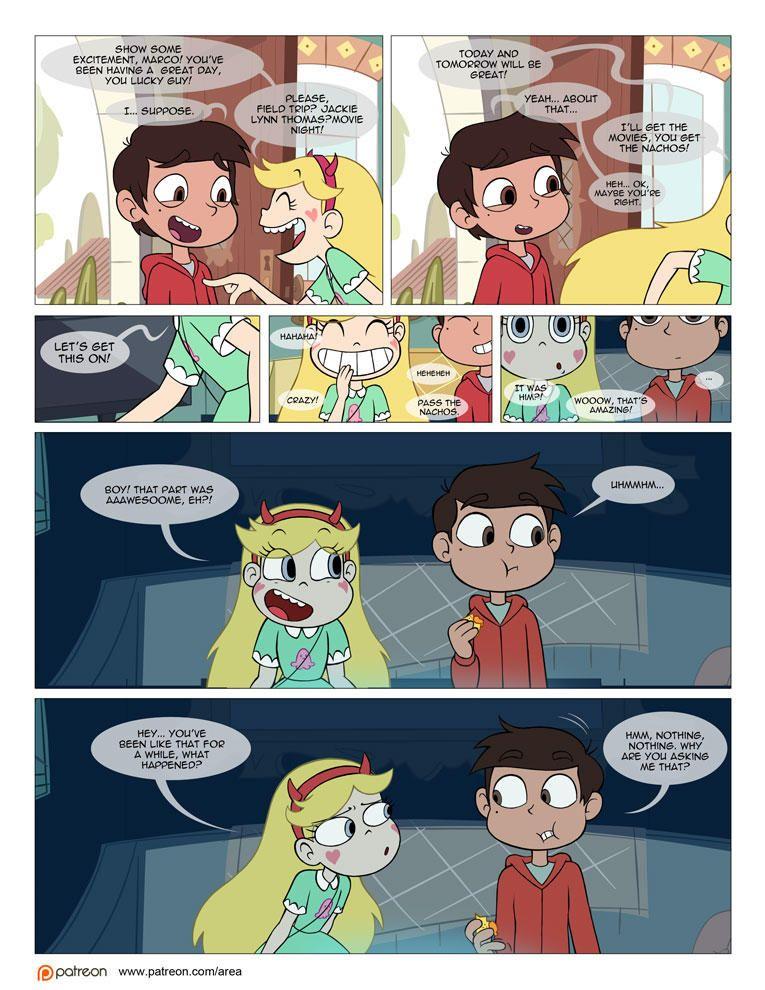 Between Friends 02  Star  Between Friends Starco Comic -8432
