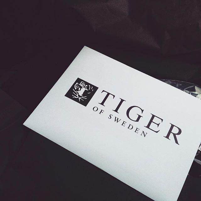 #TigerOfSweden