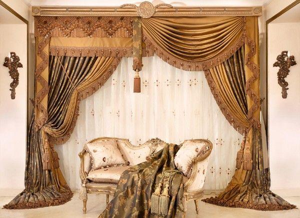 ستائر فخمه 2013 Luxury Curtains Curtains Living Room Modern Curtains Living Room