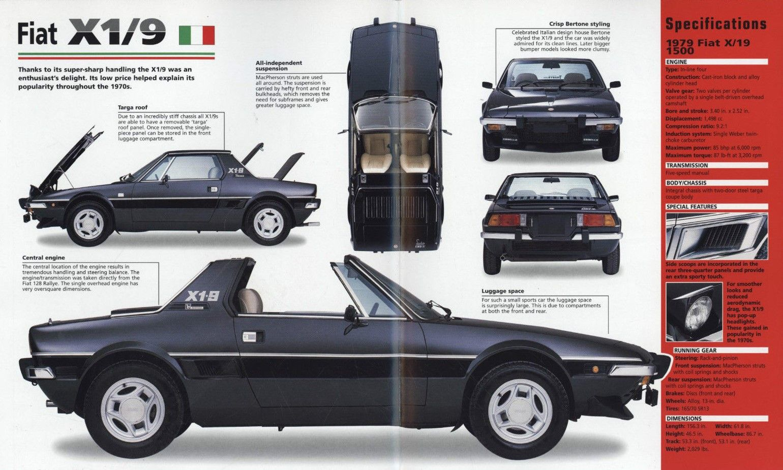 Pin By Melvin Blackburn On Fiat Bertone X 19 1972 89 2 Door