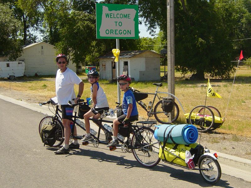 49 Tips For A Long Distance Family Bike Ride Bike Ride Family Bike Cycling Touring