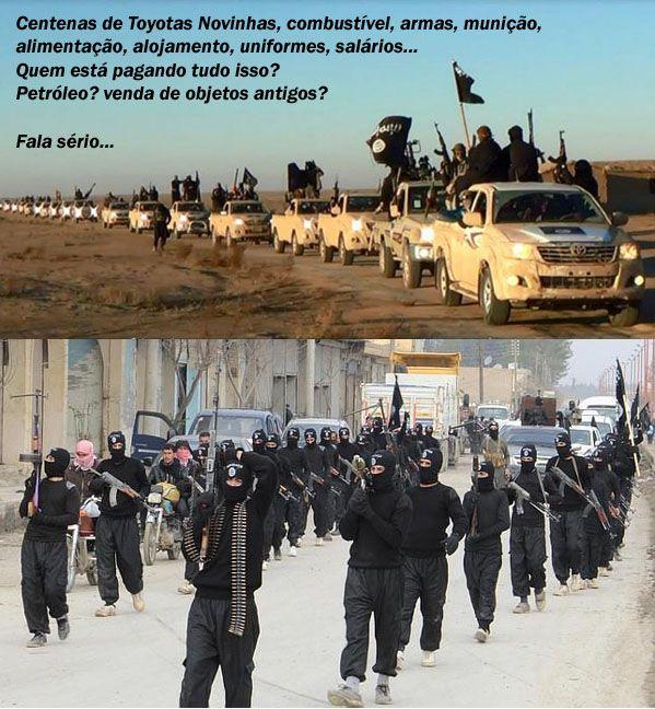 Estado Islamico Um Al Qaeda Que Deu Certo Militar
