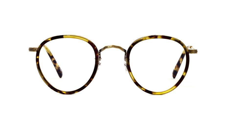 modelo de gafas mp 2 rx dtb antique gold de oliver peoples disponible en ptica kepler www