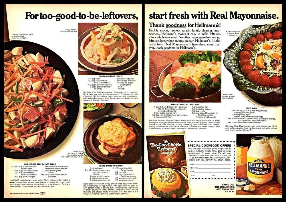 Hellmann's Real #Mayonnaise #Dressing #Cooking #Recipes