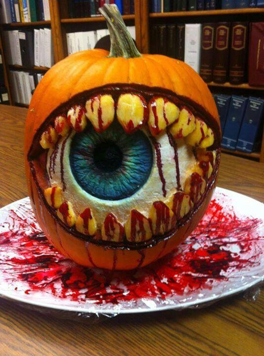 x eyes pumpkin template  Eye c u | Halloween pumpkin designs, Amazing pumpkin carving ...