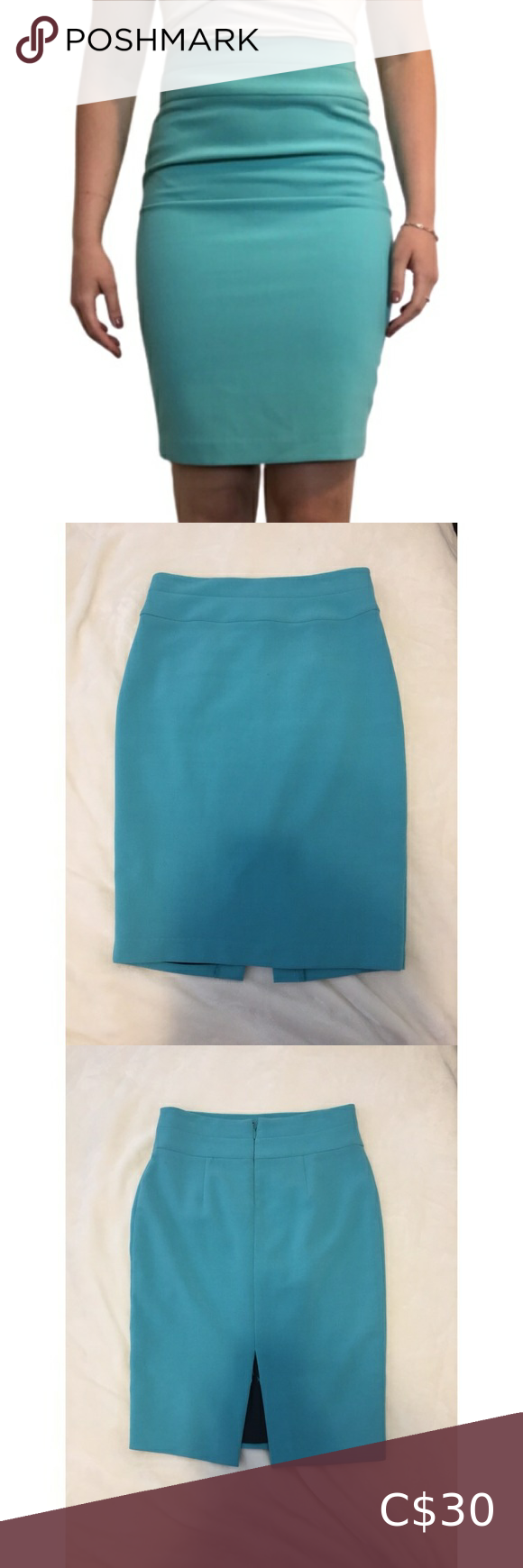 🌸4for$30 Le Chateau Pencil Skirt
