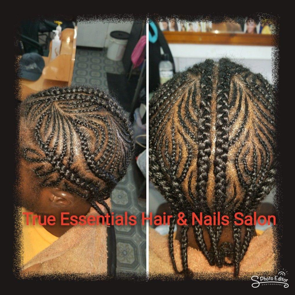 True Essentials Hair & Nails Salon. My Work... By Clara