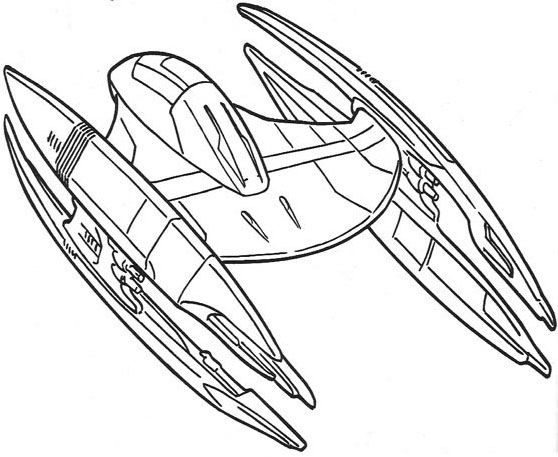 Star Wars Ships Coloring Pages Star Wars Malbuch Star Wars