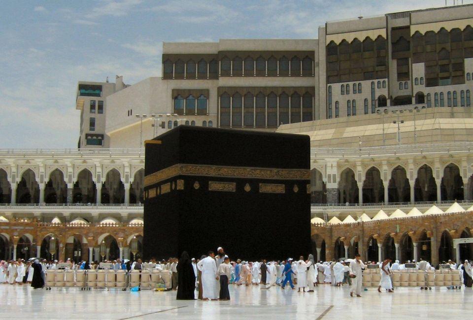 Khana E Kaaba Kaaba Sharif Masjid Grand Mosque Haram