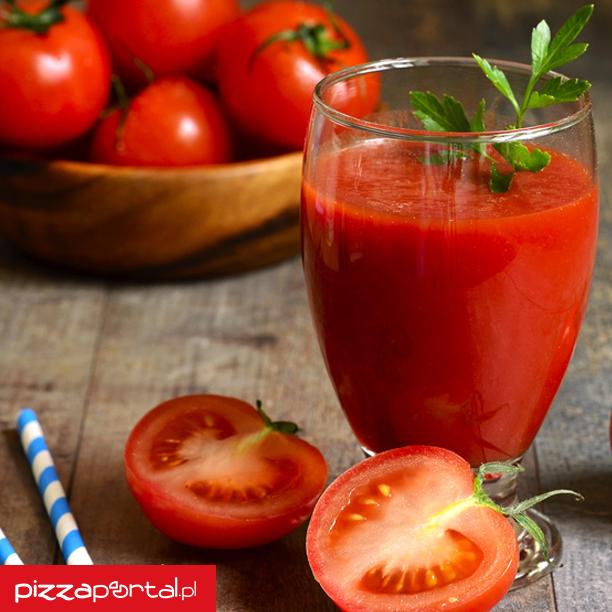Sok ze świeżych pomidorów