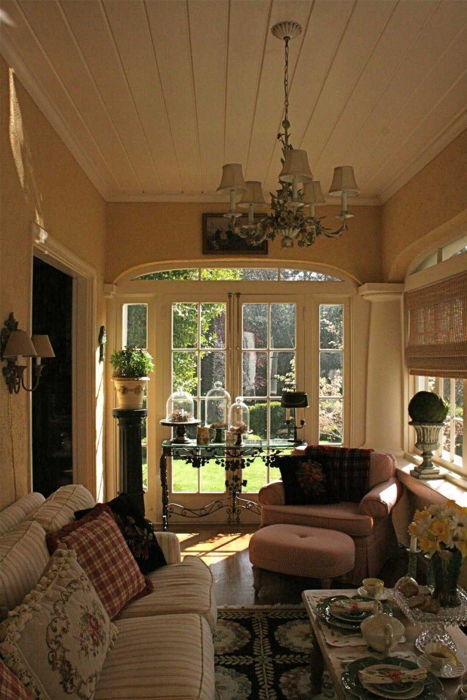 House Design Ideas Inspiration Pictures: Sunroom Ideas: Health And Attractive Design: Classic Sunroom Ideas