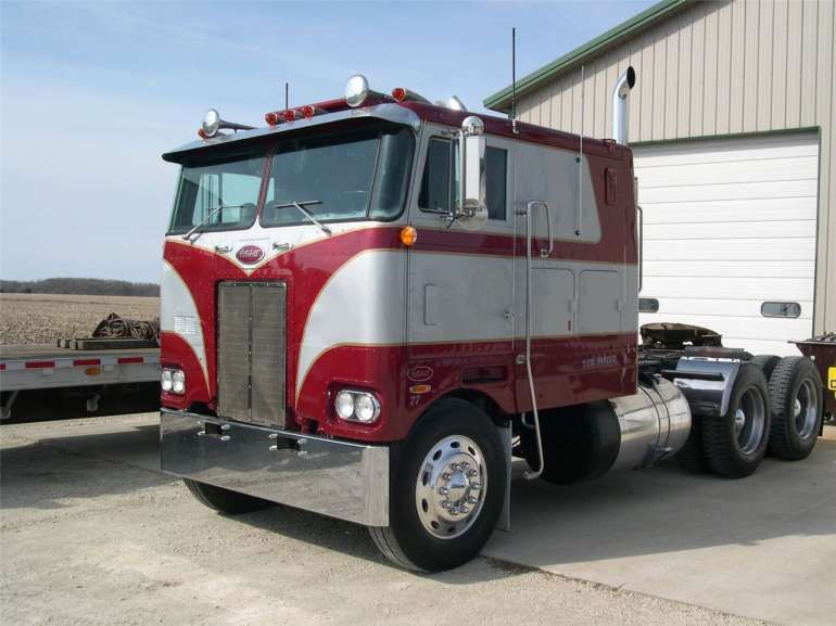 Peterbilt Cabover Trucks For Sale Photos 1 2 3 4 Close