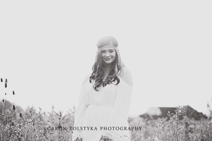 senior model, Cassie