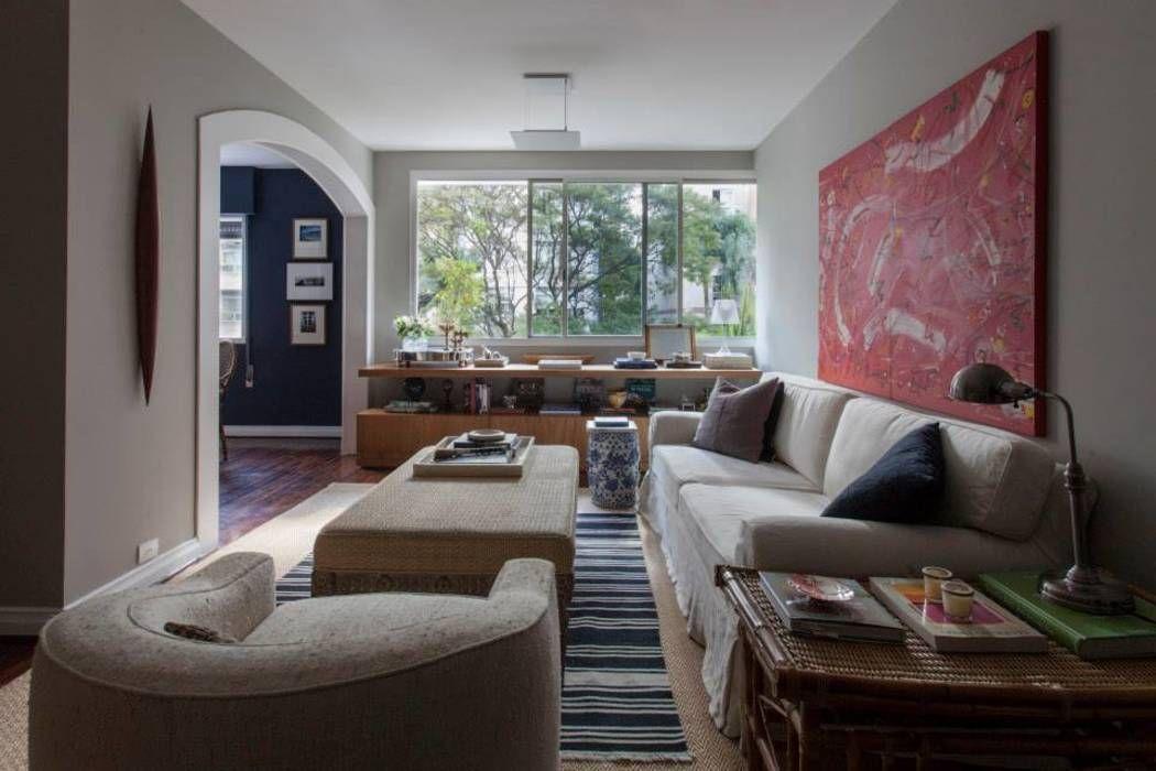 Ausgefallene Wohnzimmer Bilder von Pereira Reade Interiores - wohnzimmer couch gemutlich