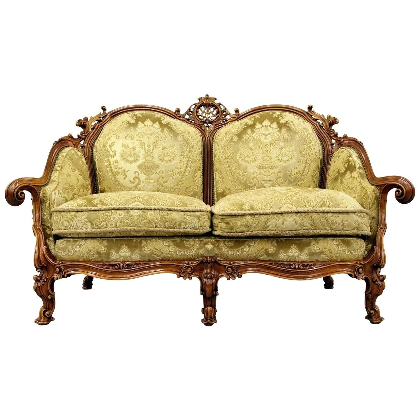 71 Klassisch Antik Leder Couch Dengan Gambar
