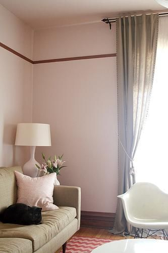 Light Gray Sheer Curtains For Pink Walls Living Room Curtains