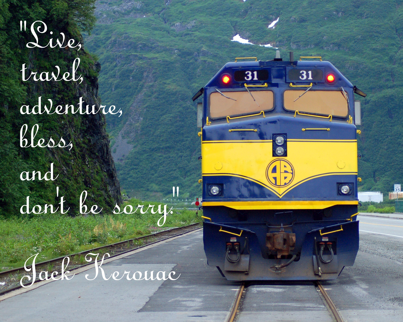 Background:  The Alaska Railroad