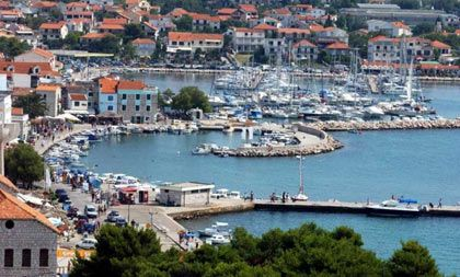 Vodice Croatia Cool places to visit, Croatia