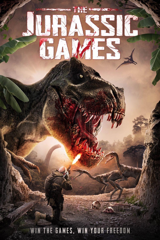 The Jurassic Games New Film Poster Https Teaser Trailer