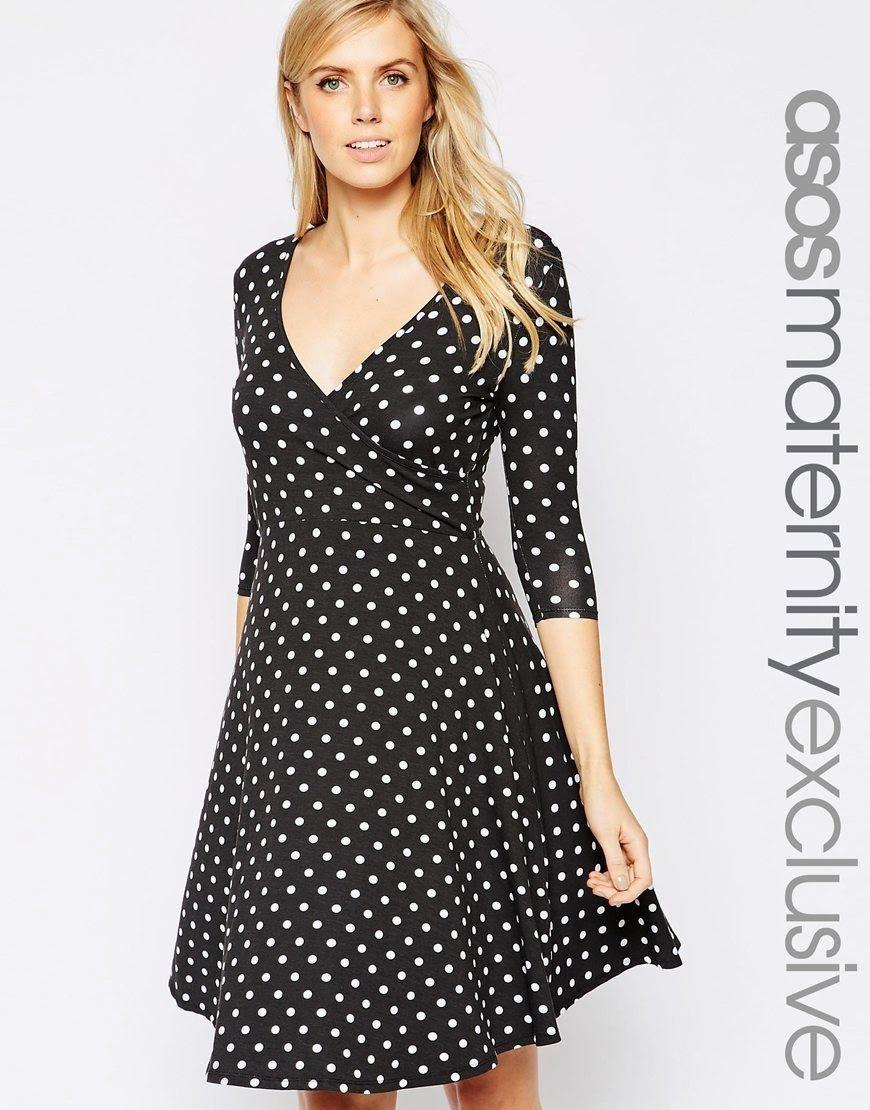 08d6d6bbb Modernos vestidos de moda para embarazadas