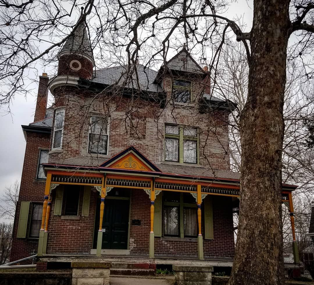 Saint Joseph (Missouri) #abandonedmansions