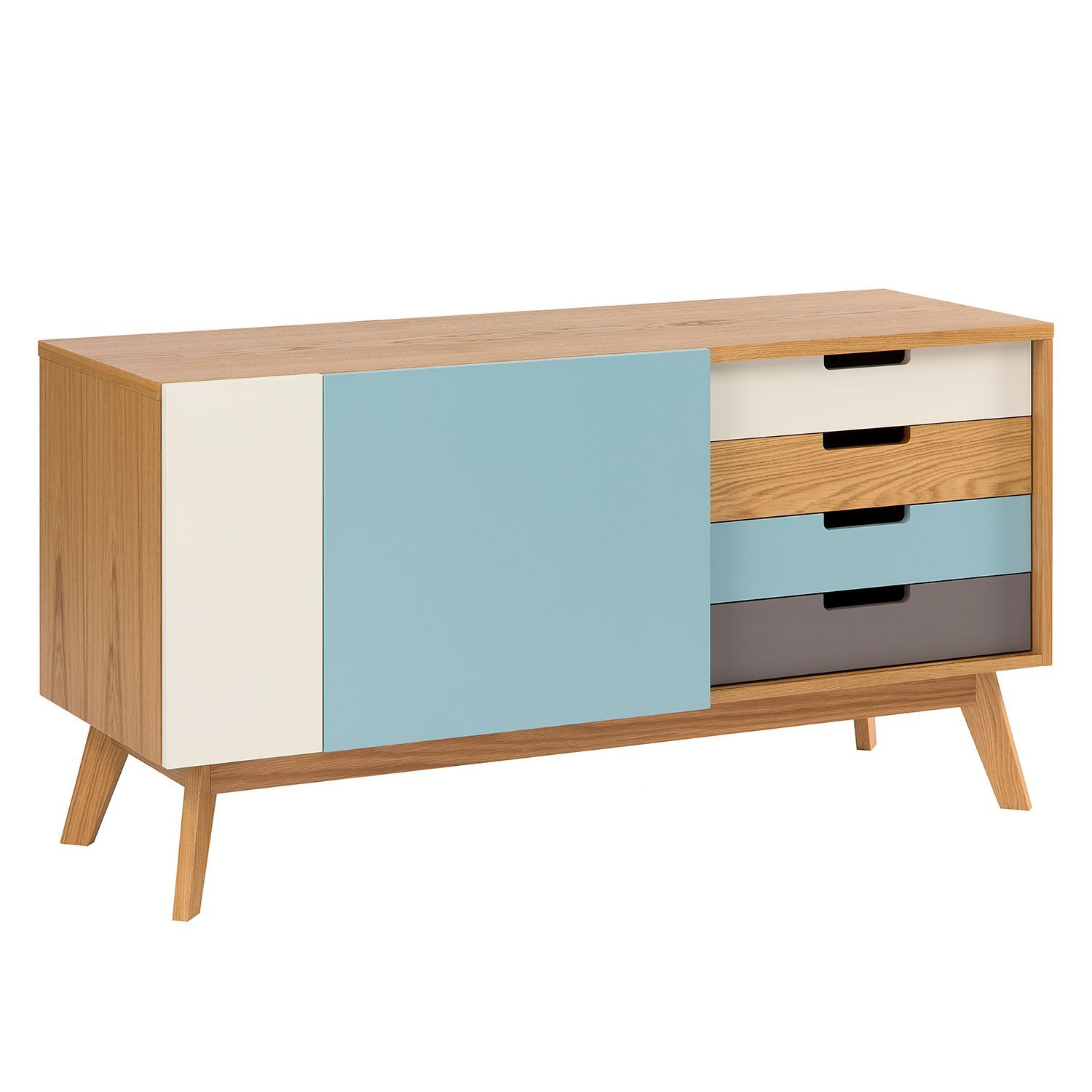 Kommode Vintage Bunt Home24 Sideboard Chaser I In 2019 Kommoden Und Sideboards