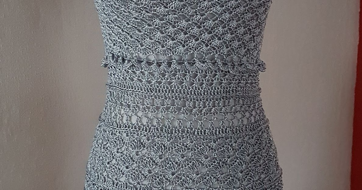 häkelkleid, designerkleid, nahtlos, gehäkelt, häkeln, edel, viscose, abendkleid, kostenlose, anleitung, bobbel, farbverlaufsgarn, farbverlauf #crochetdress