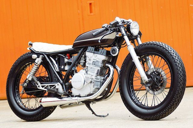 $5k Cafe Racer - Style guide ~ Return of the Cafe Racers