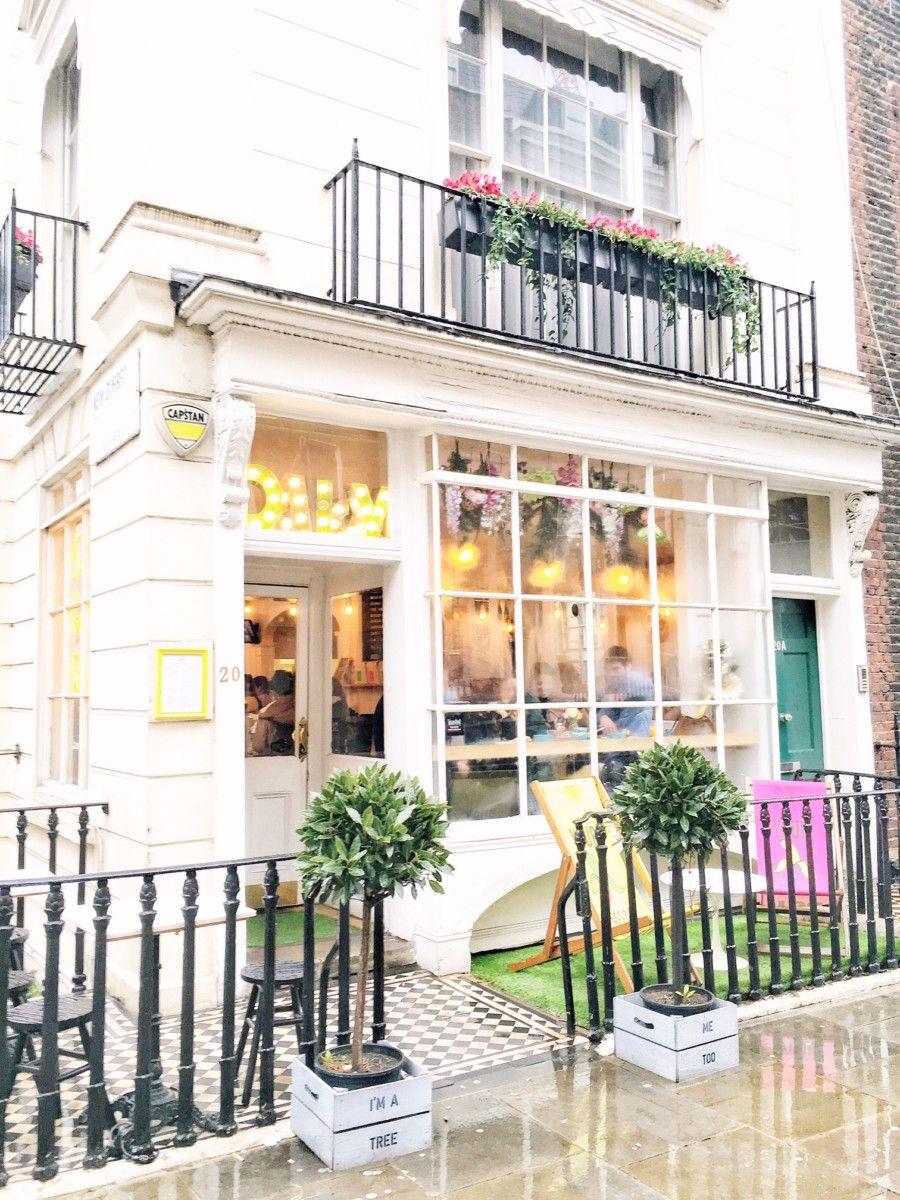 london brunch daisy green marylebone