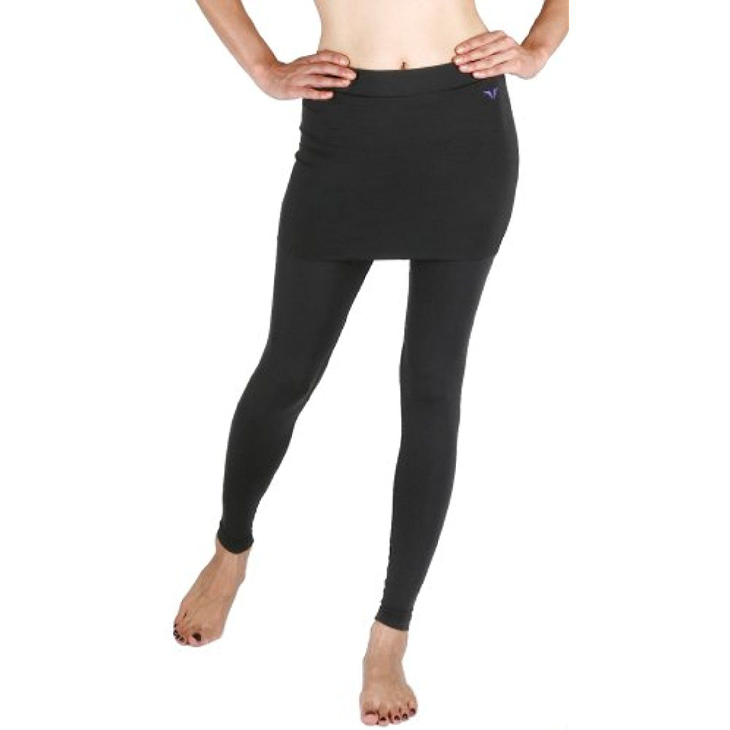 New 191 Skin Tights Compression Leggings Base Layer Black Skirt Pants Womens ** You can find out more details at the link of the image. (This is an affiliate link and I receive a commission for the sales) #Compression