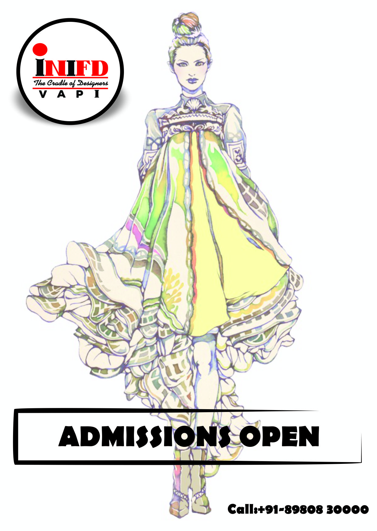If You Are Interested In Studying Fashion Designing And Looking For The Best College Inifd Vap Fashion Designing Course Interior Design Institute College Fun