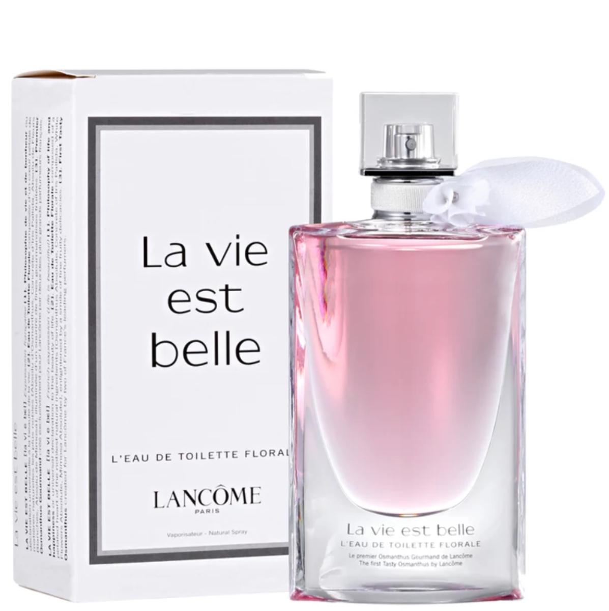 2ed884955e Lancôme La Vie est Belle Florale