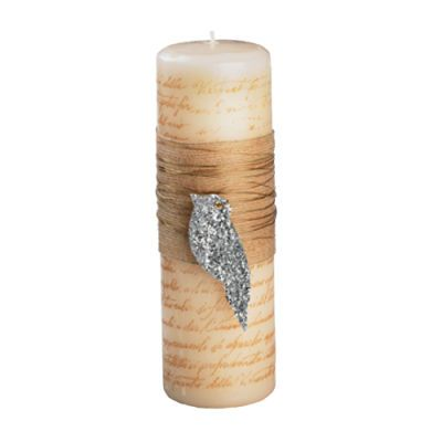 Stamped #Candle