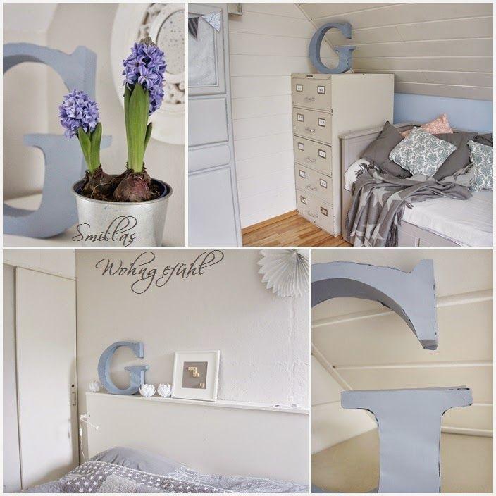 diy 3d buchstabe smillas diys buchstaben 3d buchstaben und pappe. Black Bedroom Furniture Sets. Home Design Ideas